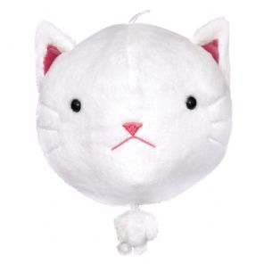 30cm Cat Face Plush Toy